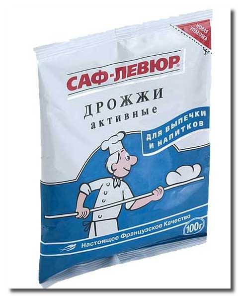 Сухие хлебопекарные дрожжи для самогона
