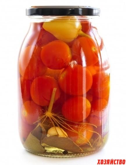 Как выбрать лучший сорт помидор для засолки и консервации