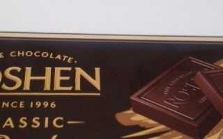 Лучшие сорта черного шоколада