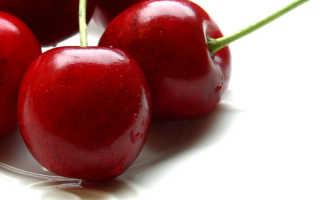 Лучшие сорта поздней вишни