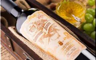 Лучшие сорта крымских вин