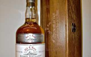 Лучшие сорта односолодового виски