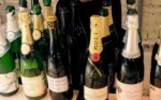 Лучшие сорта шампанского
