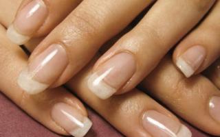Выращиваем ногти в домашних условиях