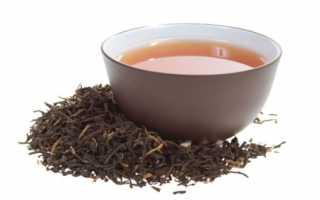 Сорта черного чая хорошие