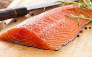 Красная рыба которую не выращивают искусственно