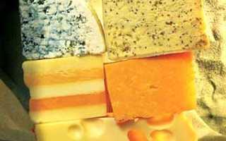 Лучшие сорта сыров