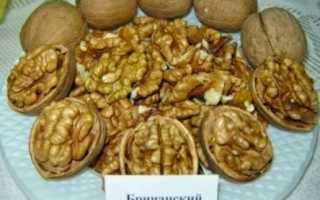 Лучшие сорта грецкий орех