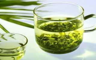 Сорта хорошего зеленого чая