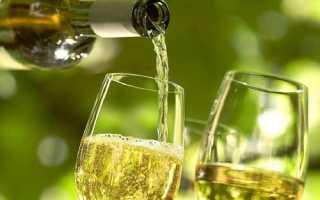 Лучшие сорта белых вин