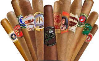 Самые лучшие сорта сигар